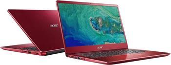 """Acer Swift 3 - 14""""/ i3-8130U/ 4G/ 512SSD/ W10 červený"""