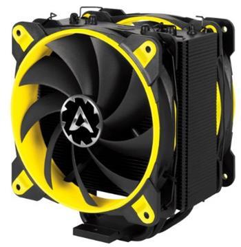 ARCTIC Freezer 33 eSports Edition chladič CPU (Intel 1150, 1151, 1155, 1156, 2011, 2011-3, 2066 a AMD AM4), žlutý