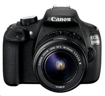 Bazar Canon EOS 1200D + 18-55 III DC - vystaveny kus
