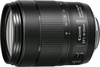 Canon EF-S 18-135MM F3.5-5.6 IS USM - white box