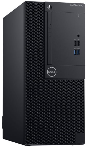 Dell OptiPlex 3070 MT / i5-9500 / 8 / 512 / W10P / 34J97