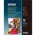 Epson Value Glossy Photo Paper 10x15cm 100 listů