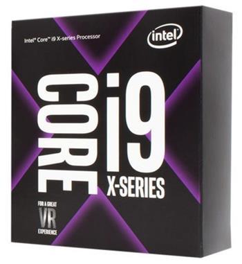 Intel® Core i9-7900X Processor, LGA2066