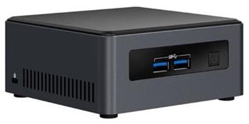 INTEL NUC Bean Canyon/Kit NUC8i3BEH/i3 Core 8109U,3.6GHZ/DDR4
