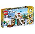 LEGO Creator - Zimní prázdniny 31080
