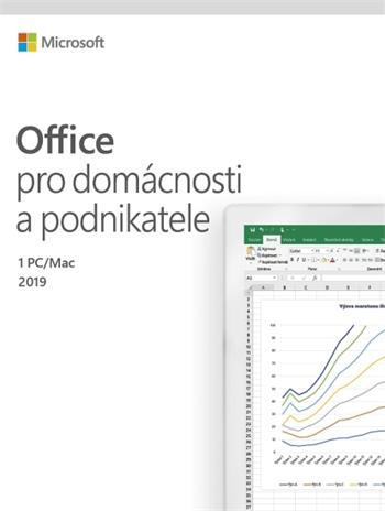 Microsoft Office pro podnikatele 2019 CZ 2ks