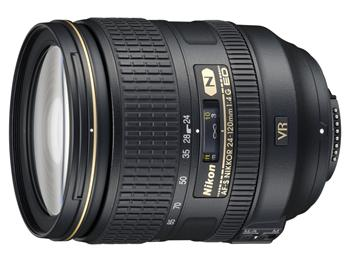 NIKKOR 24-120MM F4G ED AF-S VR white box