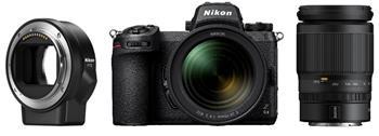 Nikon Z 6II + 24-200mm f/4-6.3 + FTZ