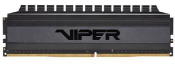 PATRIOT Viper 4 Blackout Series 16GB DDR4 3200 MHz / DIMM / CL16 / Heat shield / KIT 2x 8GB