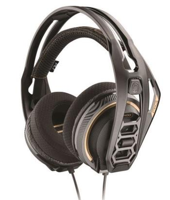 Plantronics RIG 400 DOLBY, herní sluchátka s mikrofonem, černá