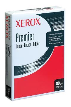 Xerox papír PREMIER, A4, 80 g, balení 500 listů, kancelářský papír