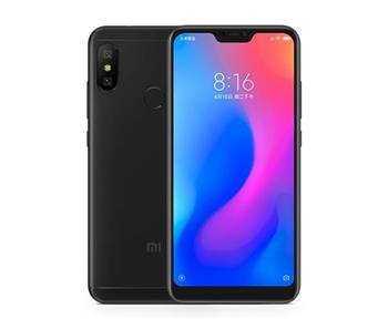 Xiaomi Mi A2 Lite, 4GB/64GB, Global, Black